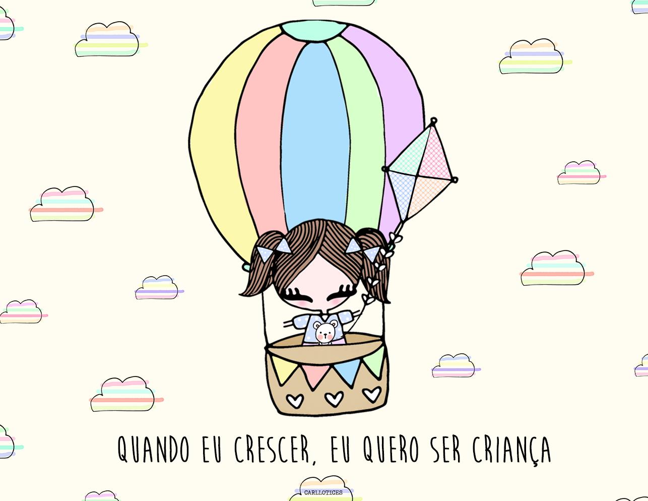 Ser Criança é: Blog Da Carllota ♡