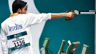 India Won the Most Medals in the First Asian Online Shooting Championship