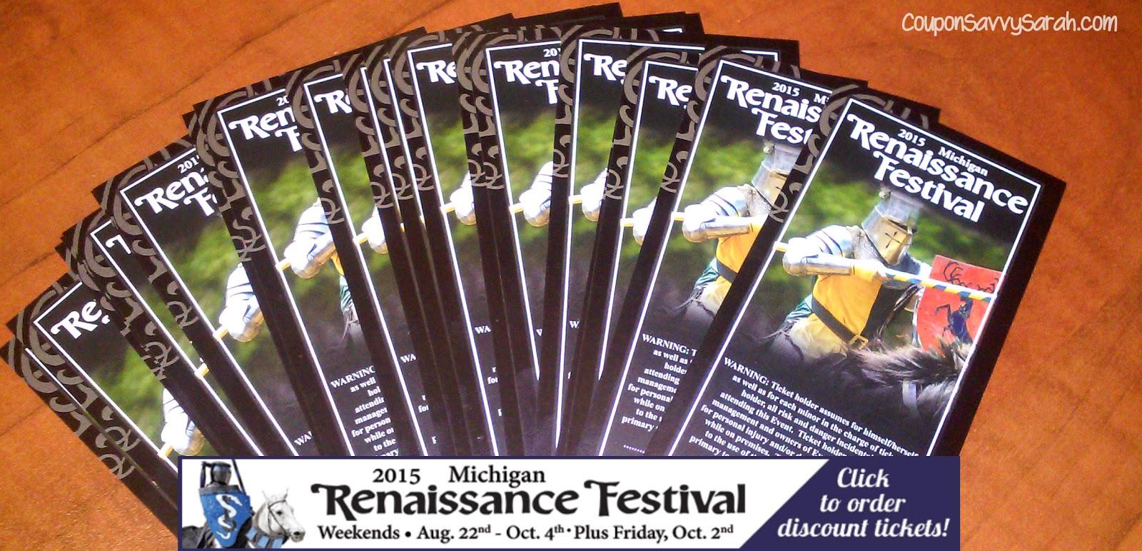 kroger renaissance festival tickets