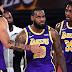 Los Angeles Lakers depois de 10 anos volta para a decisão da NBA