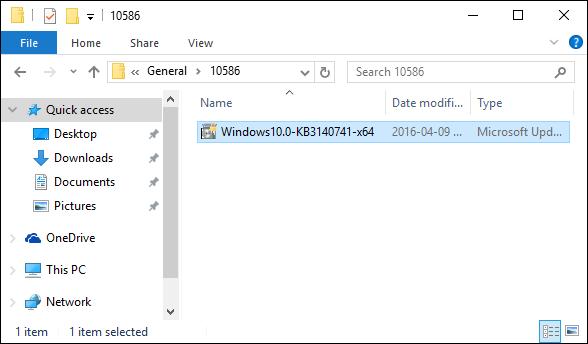 اداة WHDownloader لعمل لتحديثات ويندوز