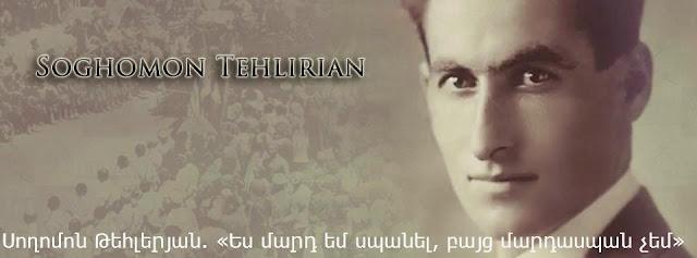 Soghomon Tehlirian