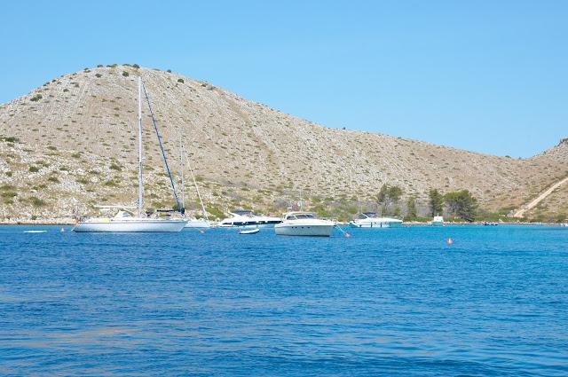 żeglowanie po Chorwacji, gdzie płynąć jachtem?