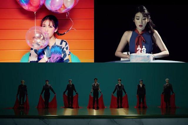 9 K-Pop Doğum Günü Şarkısı
