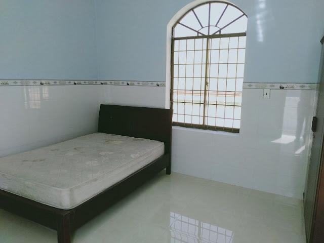 Phòng ngủ nhà cho thuê MT QL51 gần Cảng Cái Mép và KCN Phú Mỹ 3