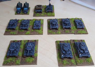 Early War German Artillery And Vehicles Vallejo Colours picture 2