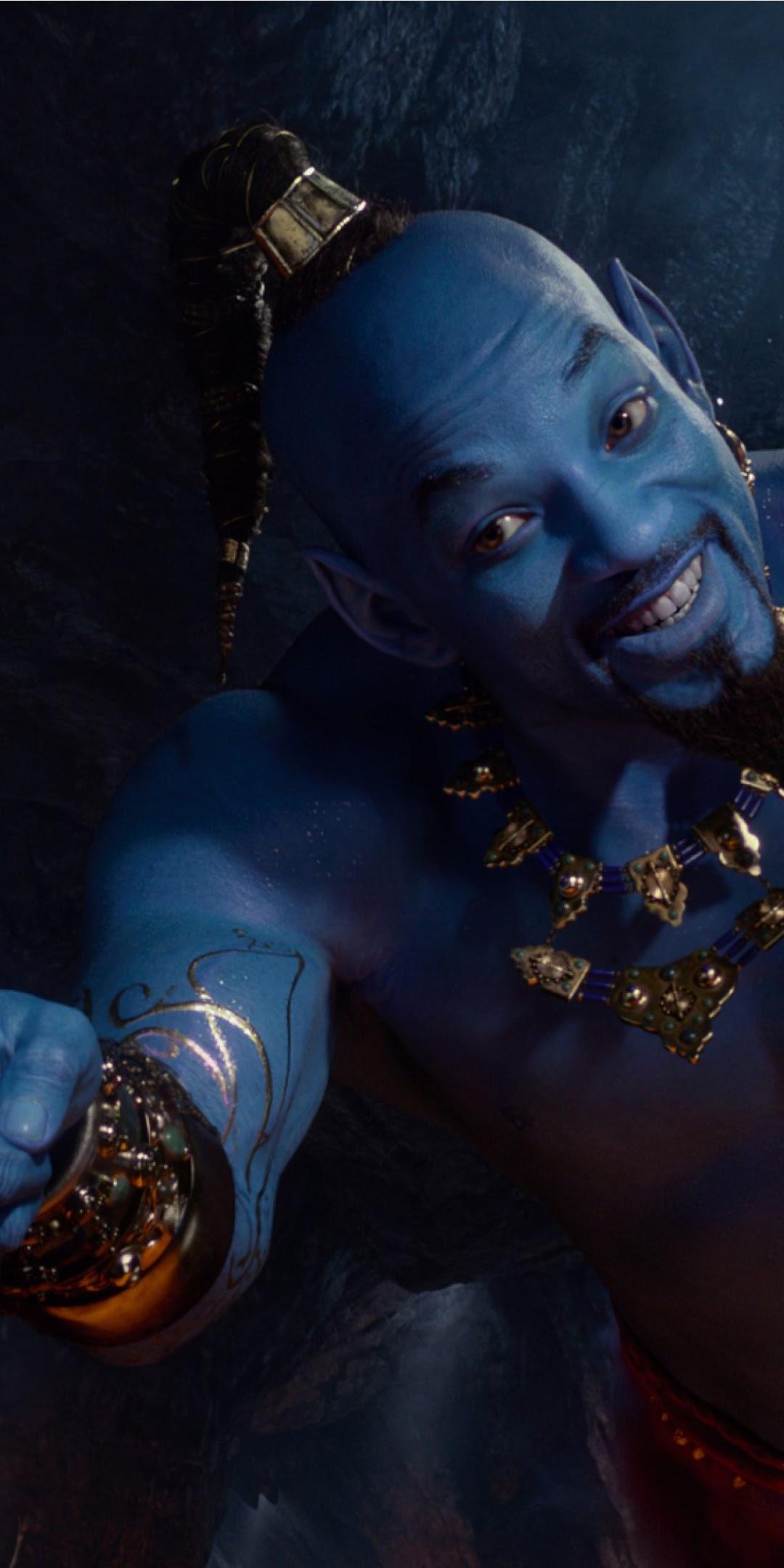 Genie Aladdin 2019 Will Smith 4k Wallpaper 30