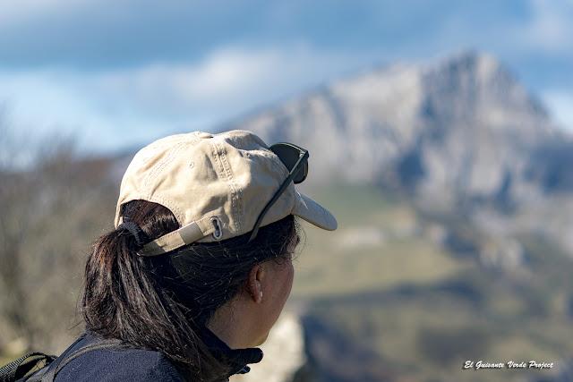 Parque Natural del Gorbea - Maribel y Peña Lekanda, por El Guisante Verde Project