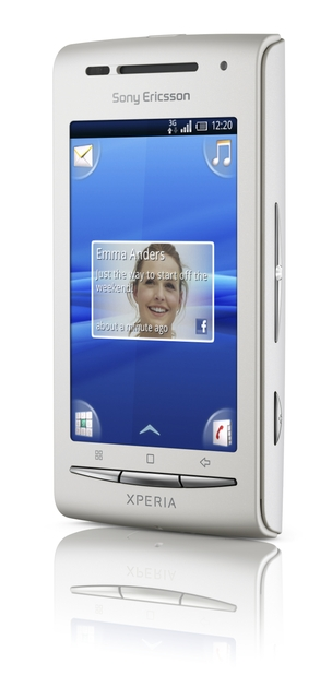 Sony Ericsson Xperia X8 receives Android 2.1 software update