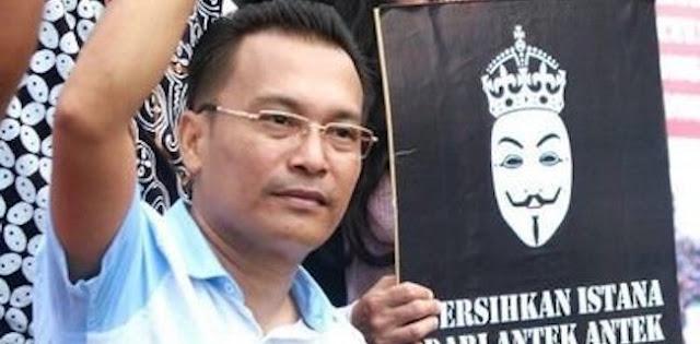 Iwan Sumule: Pemerintah Ayak-Ayak Wae, Mau Ikut 'New Normal' Eropa Padahal Kasus Corona Masih Meningkat