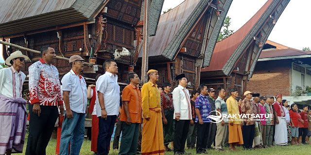 Forum Lansia Toraja Nyatakan Sikap Dukung Jokowi-Amin