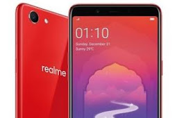Tutorial Flashing Update Realme 1 CPH1861 Via Realme Flashtool