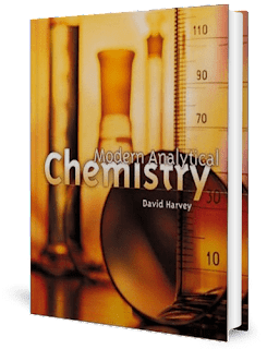Analytical chemistry book by david harvey