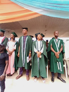 Nekede Poly Matriculates 3,000 Students for 2019/2020 Session