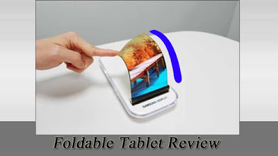 'Fordable Tablet'