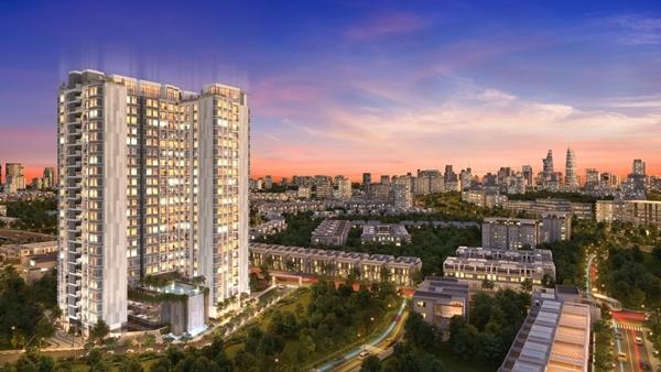 Precia căn hộ cao cấp quận 2 hấp dẫn giới đầu tư