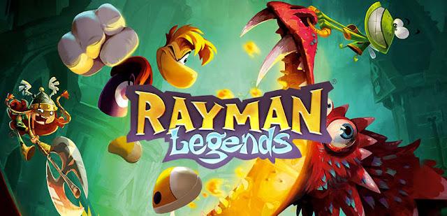 Rayman Legends locandina del gioco