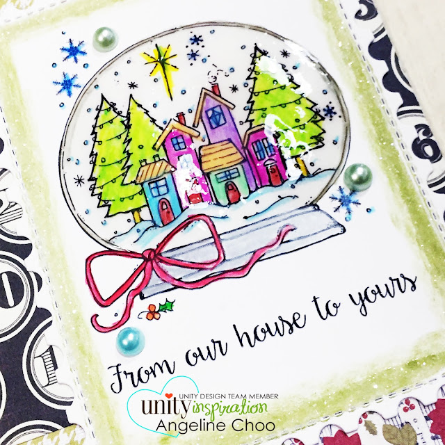 ScrappyScrappy:  [NEW VIDEO] Unity Stamp Brown Thursday {extended} #scrappyscrappy #unitystampco #timholtz #dryglitter #distressstickles #coloredpencils #colleencoloredpencils #snowglobe #heidiswapp #christmas #christmascard #card #cardmaking #papercraft #brownthursday #stamp #stamping #quicktipvideo #youtube  #katscrappiness #katscrappinessdie