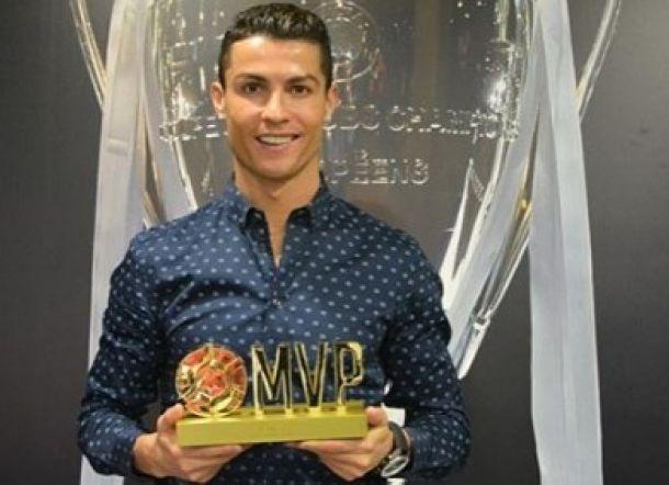 Lagi...Ronaldo Dapat Gelar Pemain Terbaik dari Tiongkok