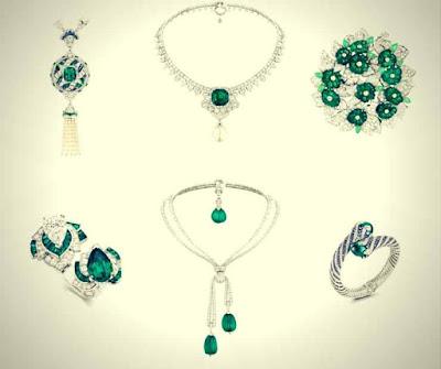 Joias Van Cleef & Arpels - Van Cleef & Arpels Jewelry - Joalherias Famosas