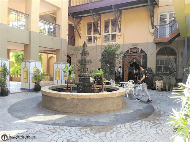 Taman Sari Royal Heritage Spa Langkawi, Resorts World Langkawi,