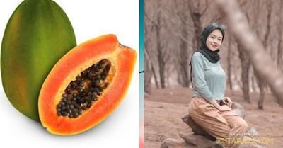 Pepaya Cara merawat wajah agar putih alami dan perawatan wajah orang korea di jamin ampuh!