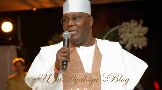APC stop the blame game, great leaders don't blame people and events for their failures, they simply accept responsibility and move on – Atiku