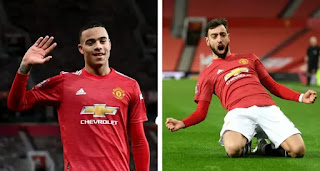 Man United players rating in FA Cup win over Liverpool with Greenwood - 8, Bruno - 9