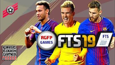 Download Game FTS 19 Mod Apk Full Transfer Terbaru 2019
