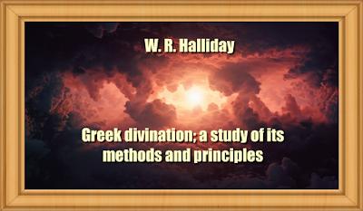 Greek divination;