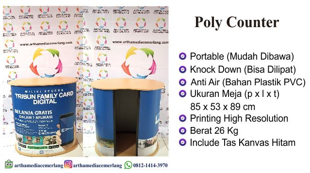 Poly Counter