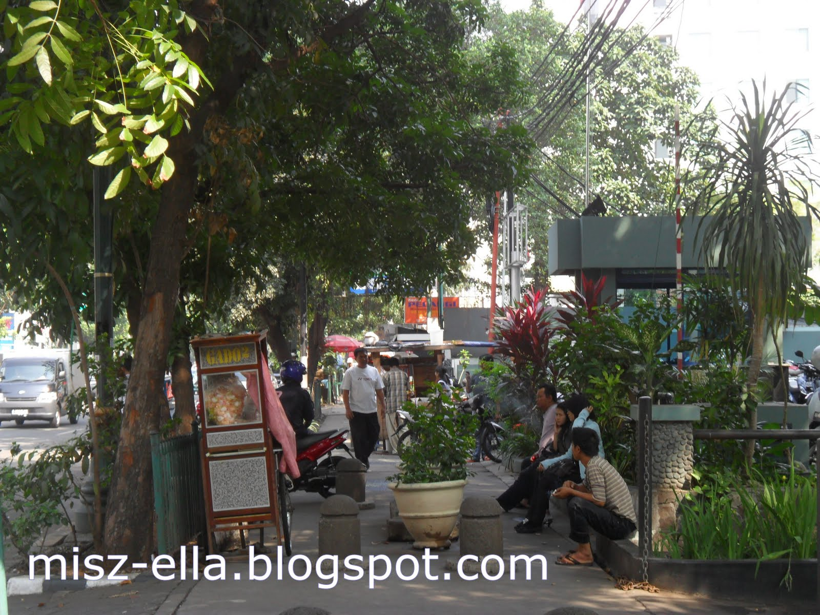 Lagi Entry Mengenang Jakarta