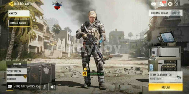 Script COD Mobile | VVIP No Root, New Virtual, New Host, New GG
