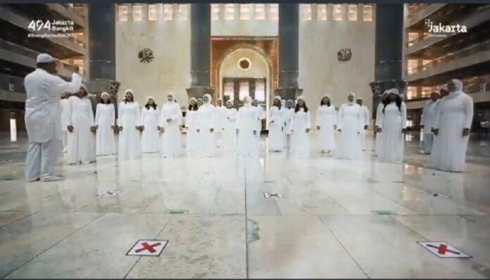 Jakarta Youth Choir Sampaikan Permintaan Maaf Soal Polemik Paduan Suara di Dalam Masjid Istiqlal