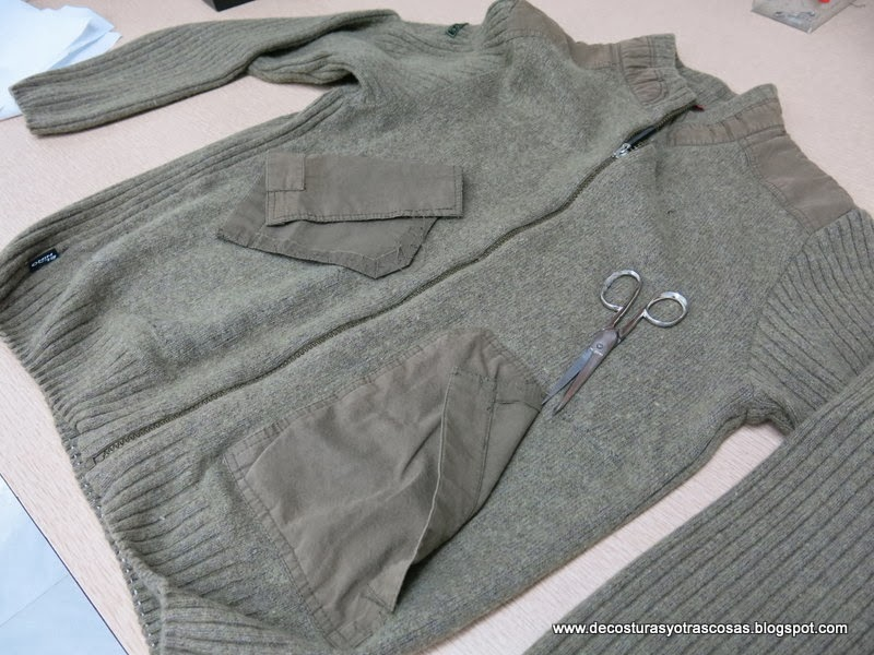 como-descoser-una-chaqueta