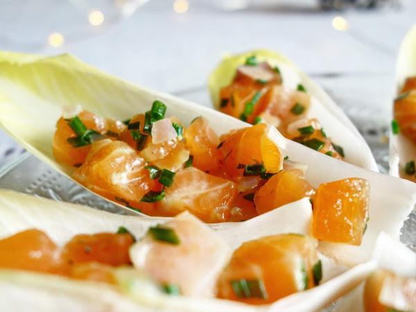 Saumon gavlax fait maison + idée de recette apéritive