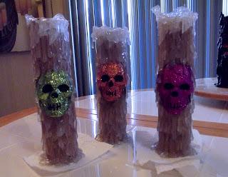 decoraciones para halloween manualidades
