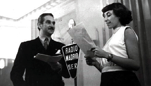 "EXPOSICIÓN VIRTUAL ""LA RADIO EN MADRID"""