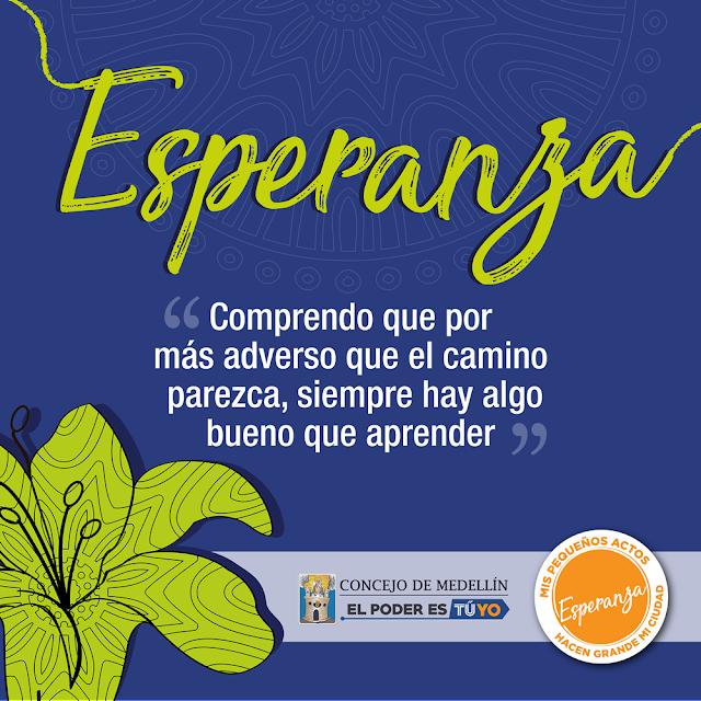 Esperanza - Concejo De Medellín