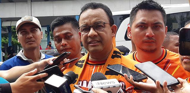 Bus Zhongtong Kembali Beroperasi, Anies Baswedan: Tanya Dirut Transjakarta