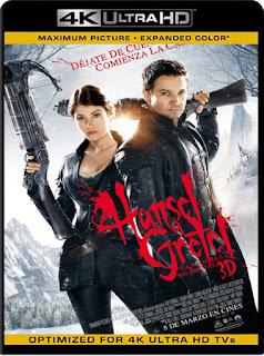 Hansel y Gretel: Cazadores de Brujas (2013) THEATRICAL4K 2160p UHD [HDR] Latino [GoogleDrive]