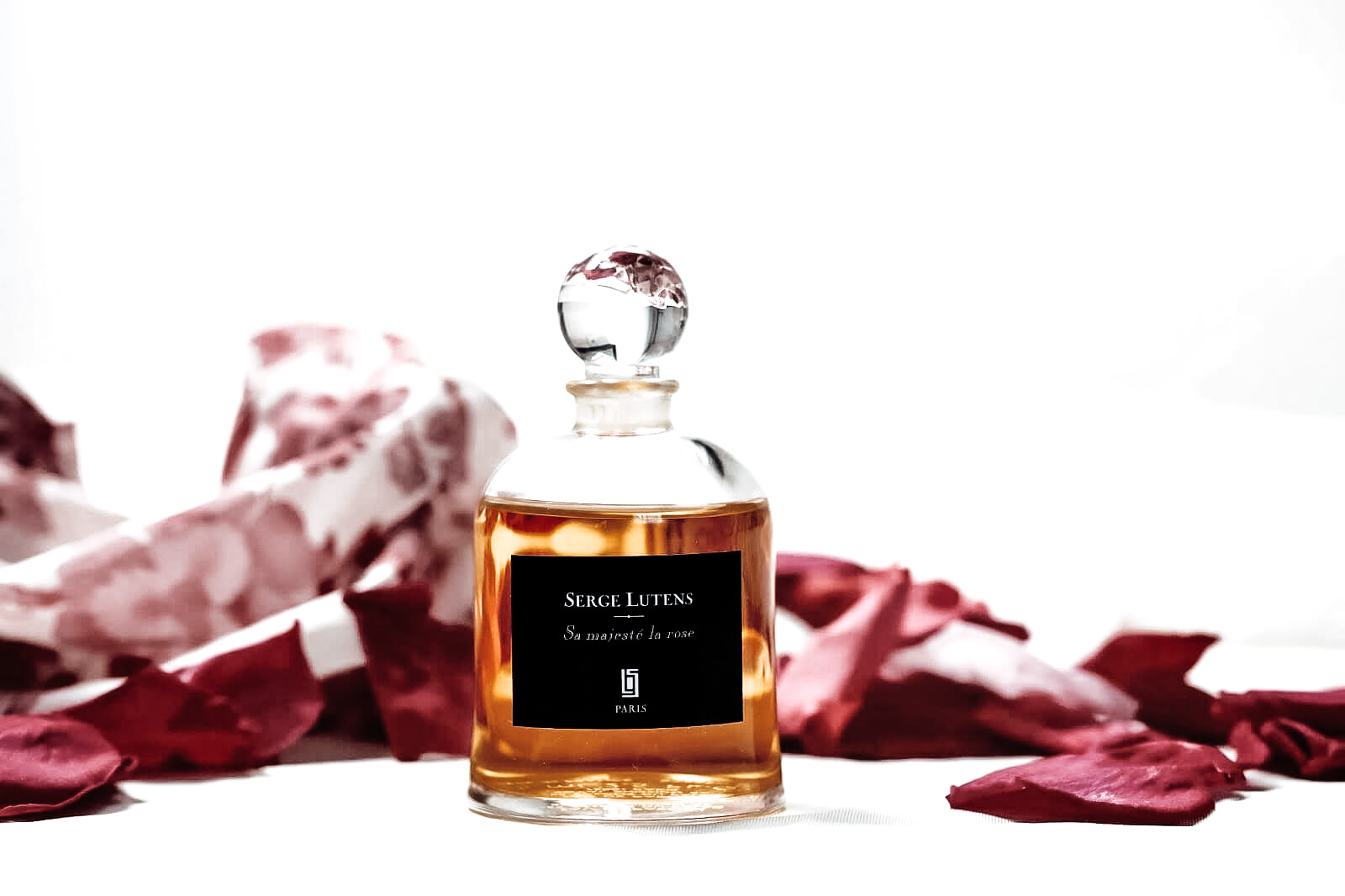 Sa Majeste La Rose Serge Lutens revue