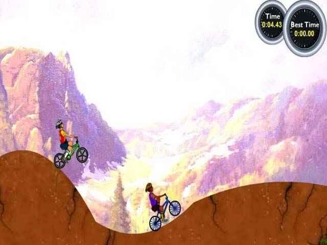 لعبة BMX Adventures