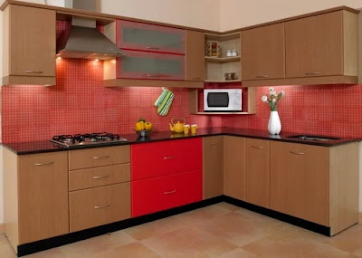 modular kitchen for home