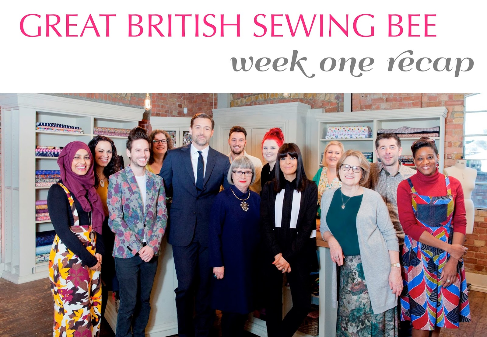random crafting adventures the great british sewing bee