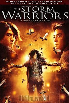 Sinopsis film The Storm Warriors (2009)