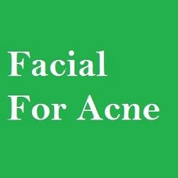 Facial For Acne