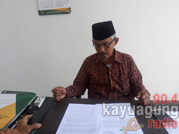 Tingkatkan Kepedulian Kepada Kaum Dhuafa, Baznas OKI Gelar Khitanan Massal