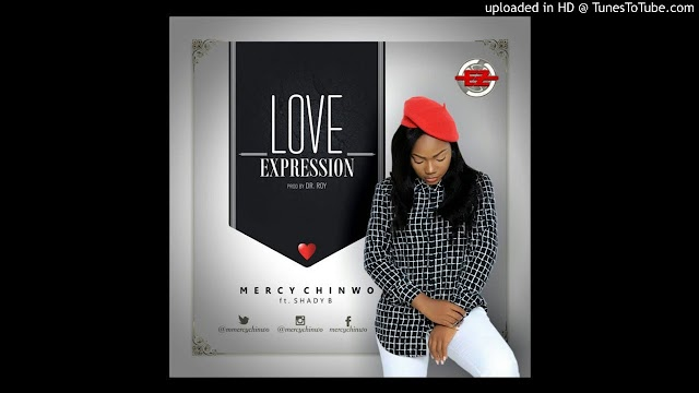 Love Expression Lyrics - Mercy Chinwo Ft. Shady B