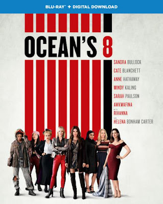 Ocean's Eight 2018 Eng BRRip 480p 300Mb ESub x264